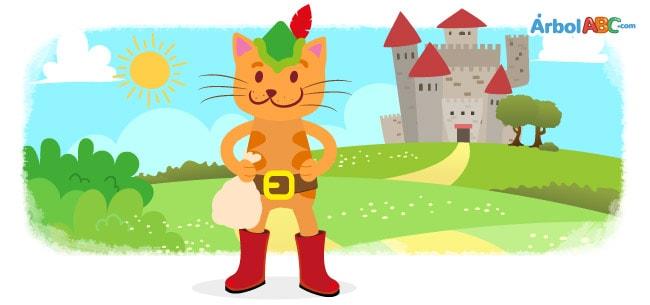El Gato Con Botas árbol Abc