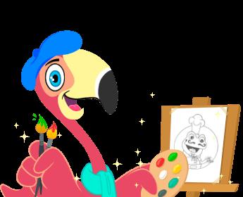 Dibujos Para Colorear árbol Abc