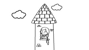 Dibujos Para Aprender A Dibujar árbol Abc