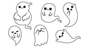 Dibujos De Halloween Para Colorear árbol Abc