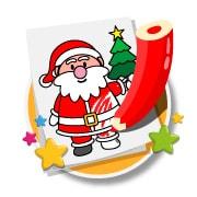 Dibujos De Navidad Para Ninos Arbol Abc