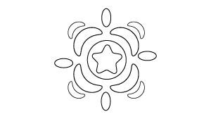 Dibujos de mandalas para colorear | Árbol ABC