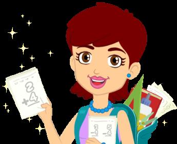 Juegos de matemáticas | Árbol ABC