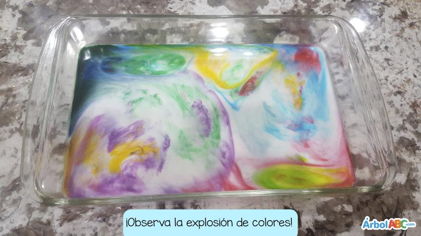 Explosión de colores 3
